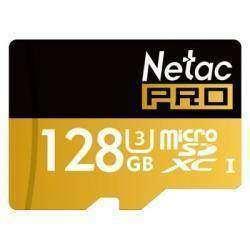 Netac P500 128GB Micro SD Memory Card – неплохая карта памяти