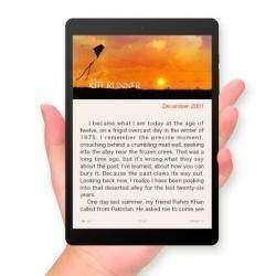 Teclast X89 Kindow - планшет читалка с двумя ОС