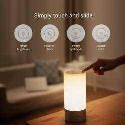 Xiaomi Yeelight обзор умного домашнего LED светильника