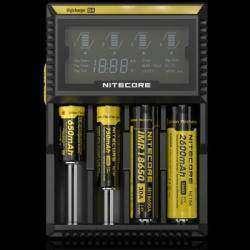 Внешнее зарядное устройство Nitecore D4