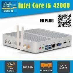 HYSTOU FMP03: безвентиляторный мини компьютер на Intel  Core i5 - меняем большой,старый, шумный и неэкономичный системный блок.