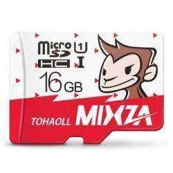 MicroSD Mixza на 16Gb