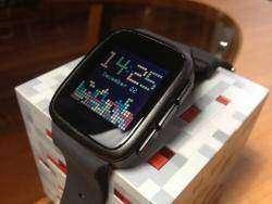 Умные часы SMA-Q с цветными электронными чернилами и заявленной автономностью 30 дней