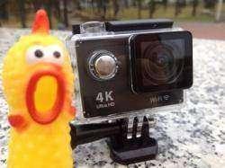 Экшен камера Eken H9 с 4К.