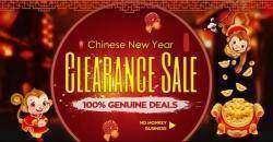 Распродажа от Gearbest - Китайский Новый Год