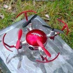 Мой первый квадрокоптер / мини-дрон JJRC H30C со встроенной камерой за недорого.