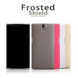 Защитный бампер NILLKIN и хорошая пленка на экран для смартфона OnePlus One