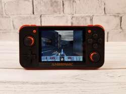 Портативная ретро-консоль Anbernic RG350: играем в Sony PS, Super Nintendo, Sega, Neo-Geo и многое другое
