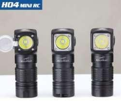 Обзор фонаря Skilhunt H04 mini RC - и это называют новой моделью?