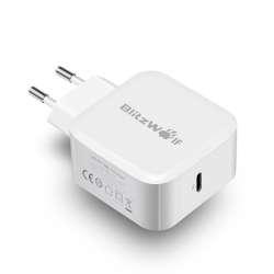 Обзор type-c QC3.0 зарядного устройства BlitzWolf BW-S10.