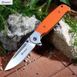 Нож Ganzo G752. Появление огненной птицы