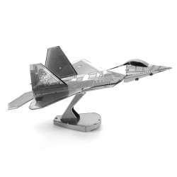 F22 Raptor-3d пазл из фольги