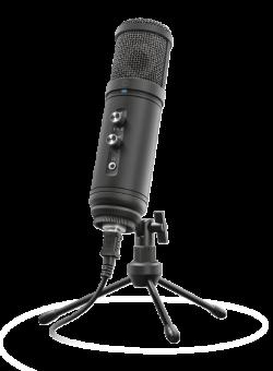Trust Signa HD Studio - не простой стрим микрофон