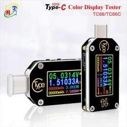 Тестер с триггером RD TC66/TC66C - обзор специфичного девайса для тестирования кабелей/зарядок
