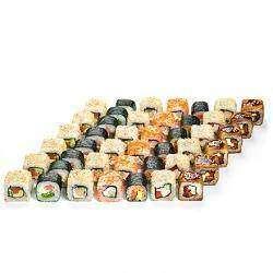 Сет Big size от доставки суши Суши33 + пицца в подарок