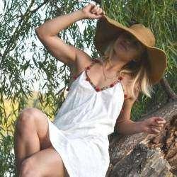 Обзор двух женских шляпок и кусочек прошедшего лета