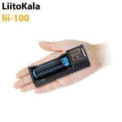 Недорогие домашние зарядки, часть 9 - Liitokala Lii - 100