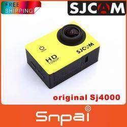 Экшен камера SJ4000+ сравнение с GoPro