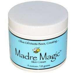 Натуральный крем для кожи с медом чайного дерева Манука, Madre Magic