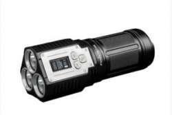 Обзор фонаря Fenix TK72R - самый мощный у Феникс!
