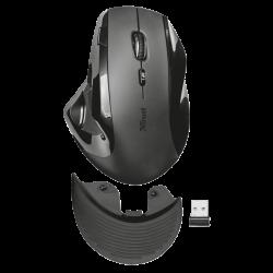 Нестандартный эргономичный дизайн с углом наклона корпуса 60 градусов в обзоре мышки Trust Vergo
