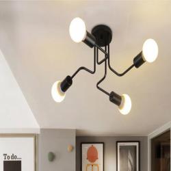 Люстра + большие лампы Digoo Lark Series 12W