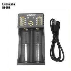 Недорогие домашние зарядки, часть 10 - Liitokala Lii - 202