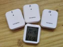 Термометр-гигрометр Inkbird ITH-20R с ТРЕМЯ датчиками