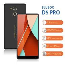 Обзор бюджетного смартфона - Bluboo D5 Pro