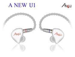Наушники Anew U1: изысканный внешний вид, качественный звук