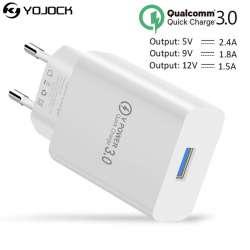 Недорогое зарядное устройство с поддержкой Quick Charge 3.0