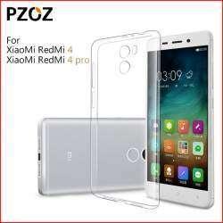 Прозрачный чехол для Xiaomi Redmi 4 Pro / Prime