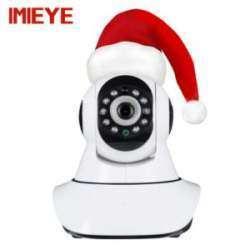 Беспроводная PTZ ip-камера 1080P IMIEYE - почти честное full HD видео
