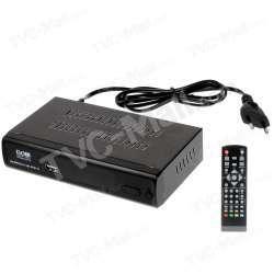 Простейший DVB-T2 ресивер