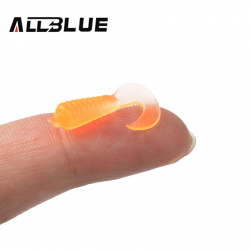 Дюймовые микротвистеры фирмы Allblue