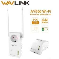 Обзор Wavlink AV500 или как передавать интернет через розетку