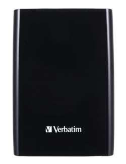 Жесткий диск Verbatim Store 'n' Go USB 3.0, 1 Тб (черный)