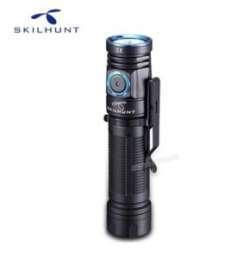 Обзор фонаря Skilhunt M200 - стабилизация, зарядка, красивый и все равно скучный