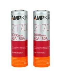 Аккумуляторы Ampking AK4030 21700 и переход на перспективный неформат