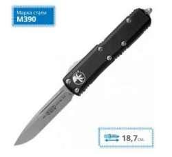 Обзор ножа MICROTECH UTX-85 S/E - почти рабочая фронталка