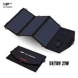 ALLPOWERS 5V-18V/21W - стоит ли покупать мощную солнечную панель?