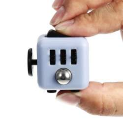 Обзор Fidget Cube - кубик для снятия стресса – Непоседа Куб или клик-клак анти-стресс