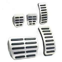 Накладки на педали для автомобилей VAG group. Микро-обзор.