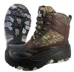 Зимние сапоги-ботинки NORFIN HUNTING DISCOVERY для охоты, рыбалки и т.п.