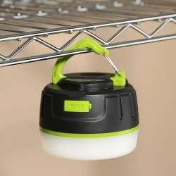 Кемпинговый фонарик на литии с функцией ПоверБанка