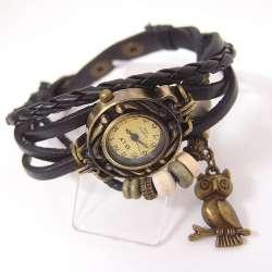 Винтажные женские кварцевые часы