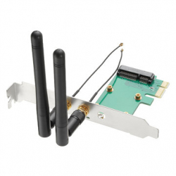 Адаптер PCIe-miniPCIe: подключаем беспроводные карты от ноутбука к обычному ПК