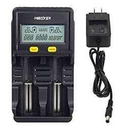 Miboxer C2 4000 универсальная зарядка (2 слота, до 1.5А на каждый и до 4.35V)