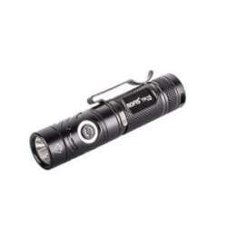 EDC фонарь ROFIS-TR15 под АА/14500 или когда все ок, но все равно без шансов