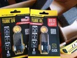Nitecore TUBE RL+TUBE UV — не фонари, но инструменты